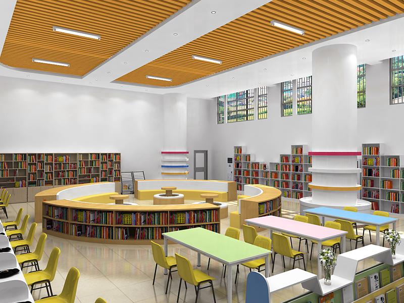 图书阅览室