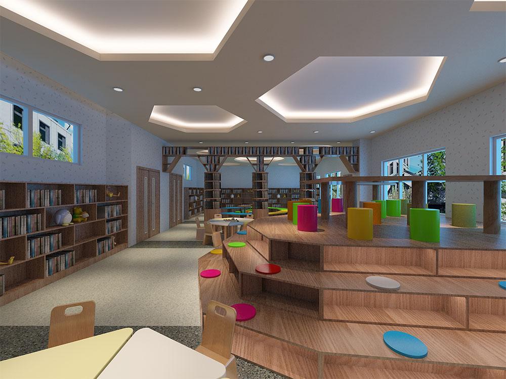 小学图书室